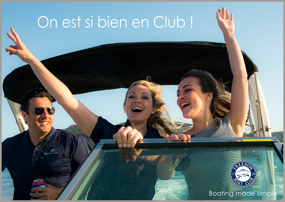 Freedom Boat Club - Club France